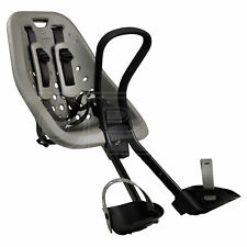 Thule Yepp Mini - Child Bike Seat (Front) - Silver (12020105) - Single
