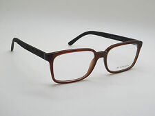 52ab7f248005 New Authentic BURBERRY B 2175 3500 Brown Black 55mm RX Eyeglasses