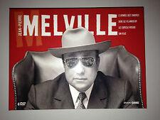 COFFRET 4 DVD JEAN PIERRE MELVILLE