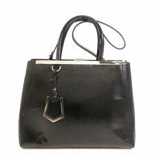 FENDI   Tote Bag To joule Patent leather