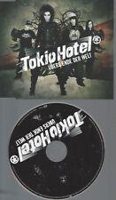 CD--TOKIO HOTEL--ÜBERS ENDE DER WELT