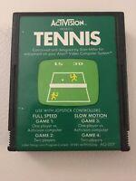 Tennis (Atari 2600, 1981) Cartridge only TESTED