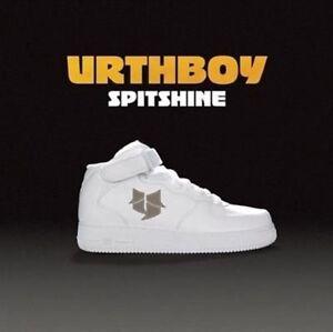 Spitshine by Urthboy (CD, Elefant Traks) Brand New / Sealed