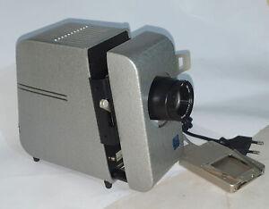 DDR-Kult: Diaprojektor Pentacon Aspectar 150 A – einsatzbereit