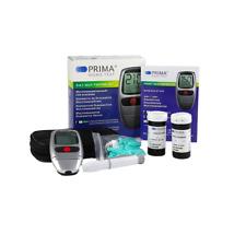 Medidor de Triglicéridos Colesterol + Kit Monitor de casa con tiras de prueba-prima