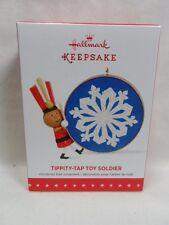 2015 Hallmark Keepsake Ornament Tippity-Tap Toy Soldier Limited Edition Kocc B47