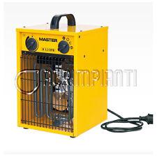 Generatore aria calda elettrico Master B3 - riscaldatore portatile - stufa