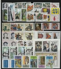 1996 SWEDEN Year STAMP Collection ALL Unmounted Mint REF:QK85
