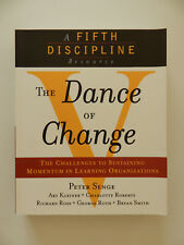 The dance of change Peter Senge Englisch