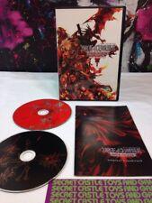 Dirge of Cerberus: Final Fantasy Original Soundtrack (CD, Feb-2006, Crown)