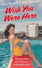 Wish You Were Here BRAND NEW BOOK by Lynn Russell & Neil Hanson (Paperback 2014)