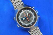 Omega Flightmaster Cal: 911 Ref: 145.036 Mens Vintage Stainless Chrono Watch