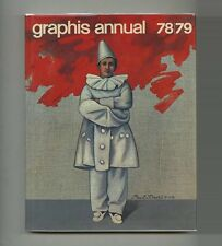 1978 Saul Bass GRAPHIS ANNUAL Herbert BAYER Morton GOLDSHOLL George TSCHERNY