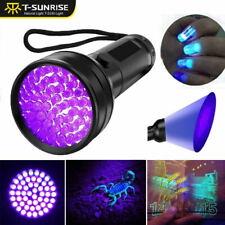 Outdoor UV Ultra Violet 51LED Flashlight Blacklight Light  Inspection Lamp Torch
