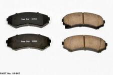 Disc Brake Pad Set-Evolution Ceramic Front Power Stop 16-867: [c4]