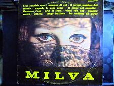 MILVA - MILVA (SAME) - LP 33 - CETRA