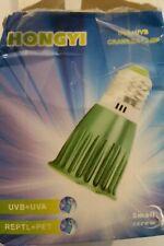 Reptile Turtle Light Led Uva + Uvb Sun Lamp for Reptiles Uvb 5.0 Sttqyb Green