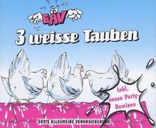 Erste Allgemeine Verunsicherung 3 weisse Tauben (1998) [Maxi-CD]