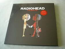 RADIOHEAD The Best Of new sealed EU 2008 limited edition vinyl 4LP box set