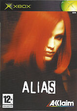 ALIAS for Xbox - with box & manual - PAL