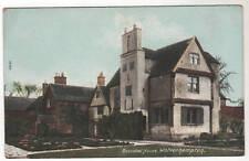 Boscobel House - Wolverhampton Photo Postcard c1910