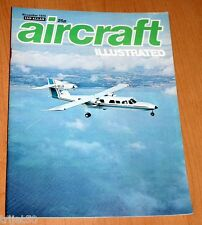 Aircraft Illustrated 1974 Nov Tempest,Armstrong Whitworth,Driffield,Hawk