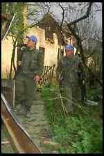 170070 Foot Patrol Croatia A4 Photo Print
