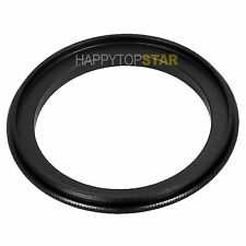 Male-to-Male coupling Ring Adapter 49-58mm 49mm - 58mm for ND CPL UV Step-Up