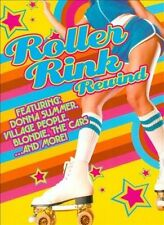 ROLLER RINK REWIND by Various Artists (CD. Music, Rock, Pop, 3-Disc Set) New