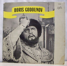 "33T BORIS GODOUNOV Vinyl LP 12"" ISSAY DOBROWEN Russie Russe VOIX MAITRE 30153"