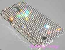 Crystal Diamond Bling Back Case for Samsung Galaxy S4 made w/ Swarovski Elements