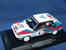 Lancia Delta Integrale Winner Monte Carlo Rally 1989 (scr002) Ixo Models 1 43