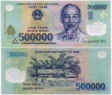 VIETNAM 500,000 500000 DONG 2006 P 124 POLYMER AUNC