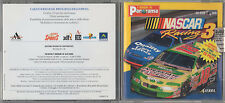 NASCAR RACING 3 SIERRA I GIOCHI DI PANORAMA pc cd rom game videogioco grafica 3D