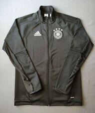 Germany jacket MEDIUM AZ5643 adidas BLACK DFB Soccer Football 5+/5