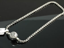 Thomas Sabo, Armband, 17 cm, Karma Beads, KA0002, geschwärzt