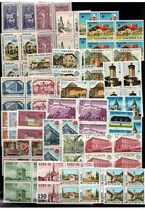 /// 92 STAMPS - MNH - EUROPA CEPT 1978 - ARCHITECTURE - WHOLESALE