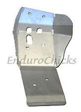 Ricochet Aluminum Skid Plate - Husqvarna TC/TE 449/511 (2011-2013), Part #491
