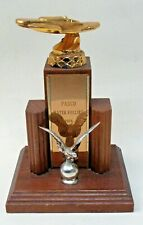 Trophy 1958 PASCO WATER FOLLIES 280 HYDRO hydroplane boat racing TROPHY b1