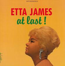 Etta James at Last Deluxe Reissue 180gm Vinyl LP Gatefold Sleeve New/
