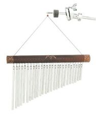 TOCA PERCUSSION BAMBOO DREAM CHIME 26 BAR HOLLOW PIPE HAND-HELD INSTRUMENT