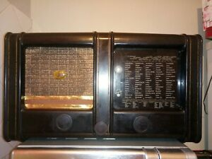 Bakelite Radio Blaupunkt 5W641 Vorks