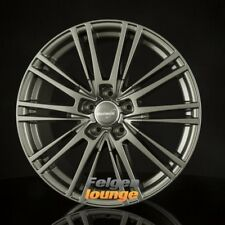 4 Cerchi in lega WHEELWORLD wh18 Dark Gunmetal lucido (superficie Plus) 7,5x17 et45 5x112