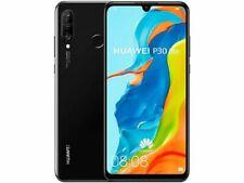 Smartphone Huawei P30 Lite midnight black   4 gb Ram Dual Sim  128GB  Originale