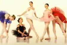 Adult Small WHITE Petite Platter Tutu Ballet Costume Christmas Art Stone NEW!