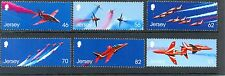 Jersey-Red Arrows set of 6 mnh new issue 2014