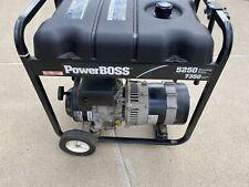 Power Boss Generator 10 Hp 5025 Watts
