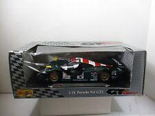 1/18 MAISTO GT RACING ZAKSPEED PORSCHE 911 GT198