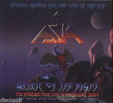 ASIA - Spirit of the night - BOX SET LIVE CD + DVD  2010 SEALED SIGILLATO