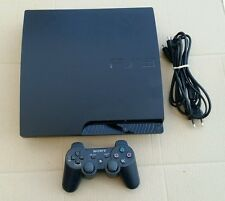 Console de jeu Sony Playstation 3 PS3 160 Gb slim CECH 3004